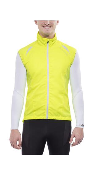 Endura Gridlock Vest Men hi-viz yellow